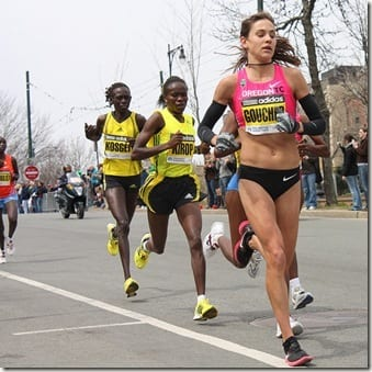 Kara Goucher rocks