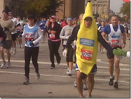 banana runner thumb Your First 5K