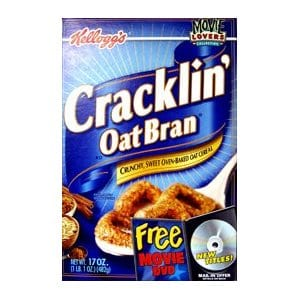 cracklin oatbran Confession Thursday–Plus a Giveaway