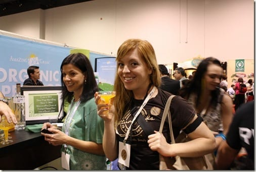 IMG 0087 1024x683 thumb Natural Products Expo West