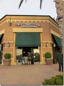 The Counter restaurant