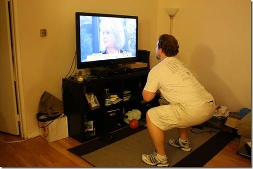 Ben does squat