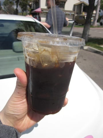 Bad Iced Coffee