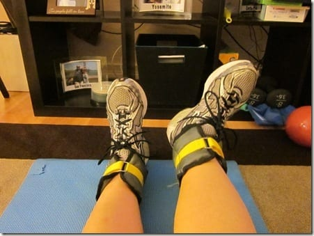 cankle weights