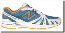 new balance lightweight shoe