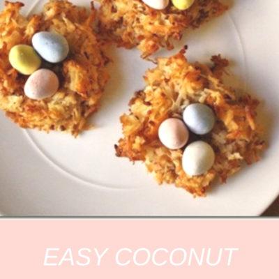 Bird's Nest Recipe