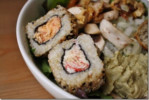 trader joes sushi