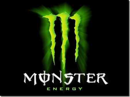 green monster energy