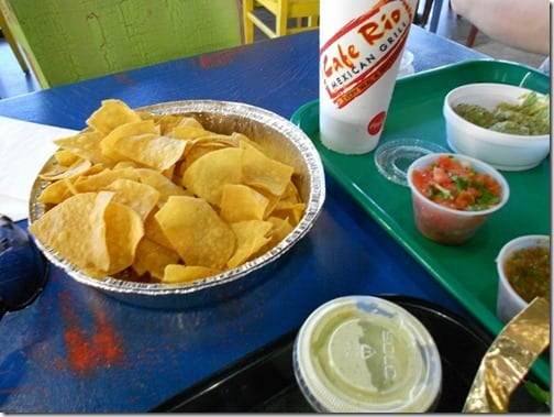 cafe rio chips
