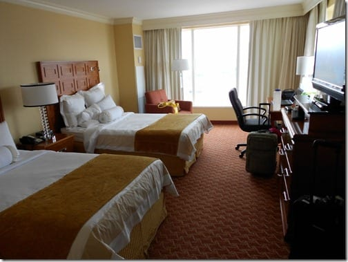 marriot room