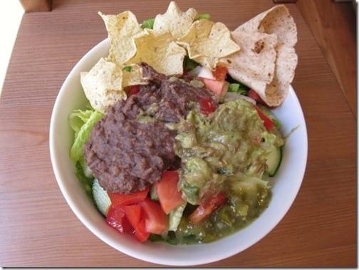 cafe monica salad