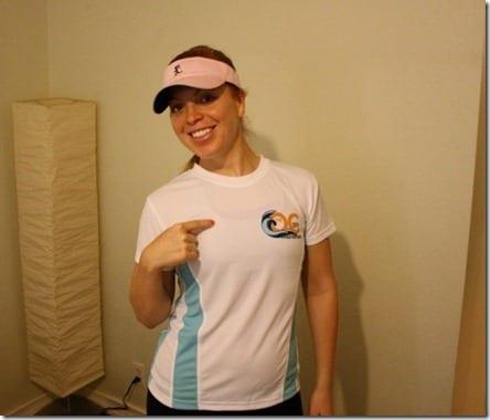 OC Marathon shirt