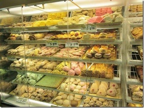 pan dulce bin