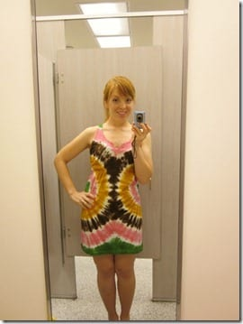 seven dollar dress