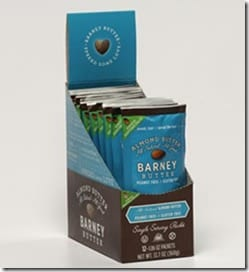 barney butter single packs thumb1 Carbs and Protein.