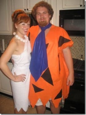ben and i on halloween