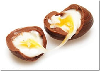 cadbury creme egg thumb Coaching Yourself