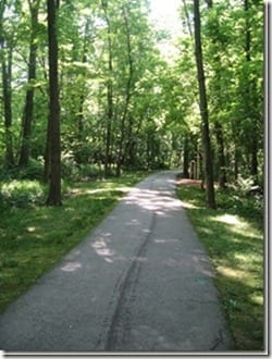 columbia, md running route