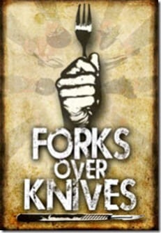 forks over knives image thumb A Quick Race Expo and Irony