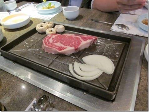 slab of beef