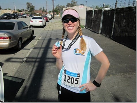 IMG 4485 800x600 thumb Fontana Half Marathon–Fastest Half in the US!