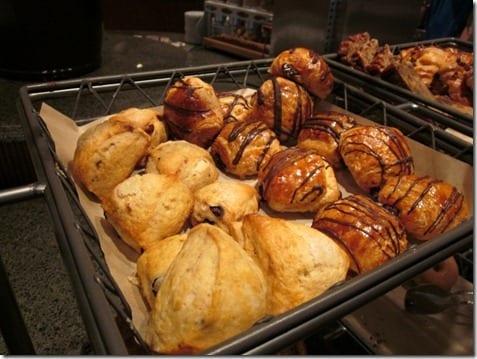 buffet scones