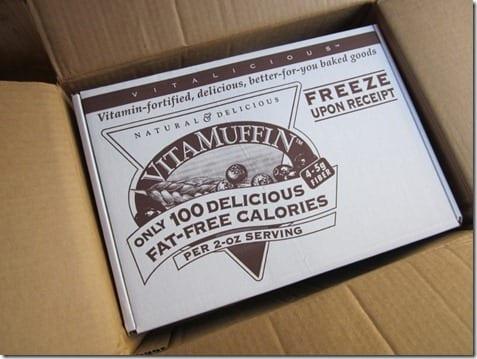 box of vitamuffins