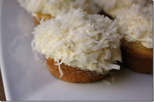 IMG 5057 800x533 thumb Stevia Sweetened Almond Cupcakes
