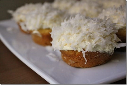 IMG 5073 800x533 thumb Stevia Sweetened Almond Cupcakes
