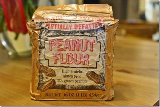 tjs peanut flour