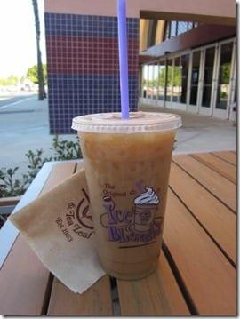 coffee bean iced coffee