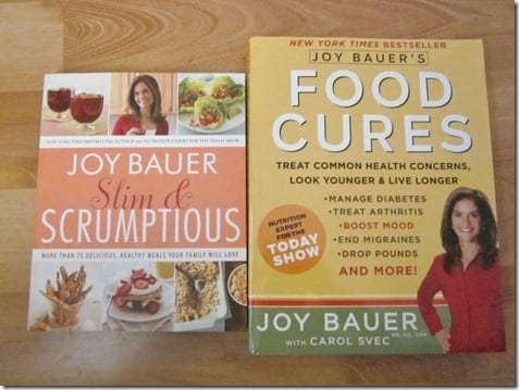 joy bauer books