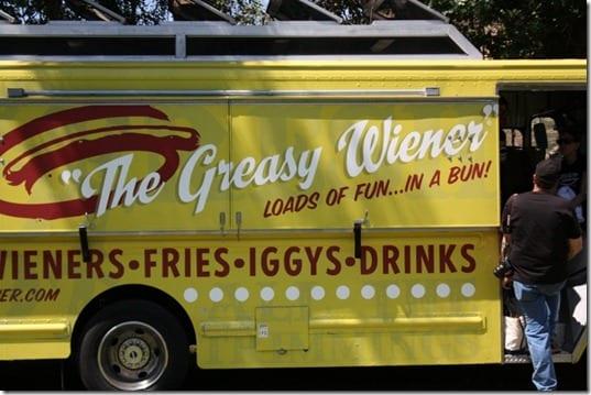 the greasy wiener