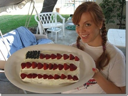 fourth of july cake thumb Marathon Training Plans