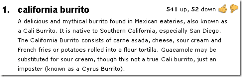 image thumb35 California Burrito