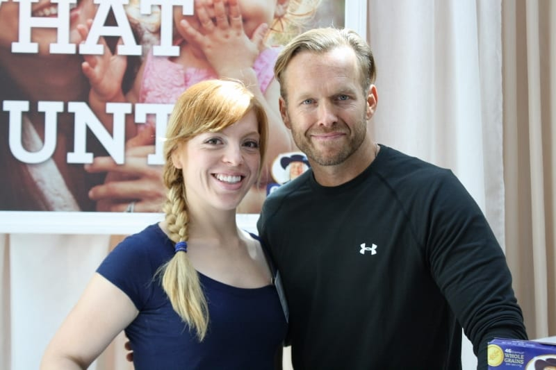 monica and bob harper trainer
