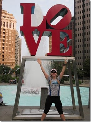 the love sign philly
