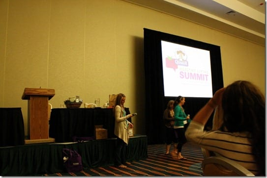 Healthy Living Summit Blogger Safety Presentation