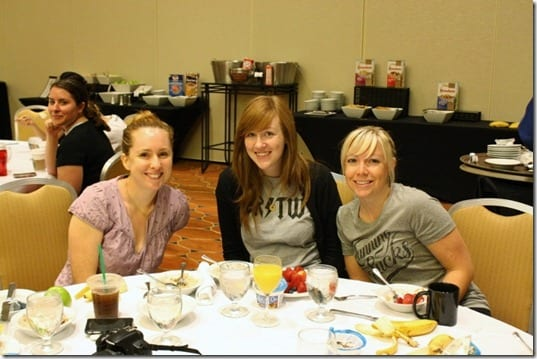 healthy living summit 2011 breakfast