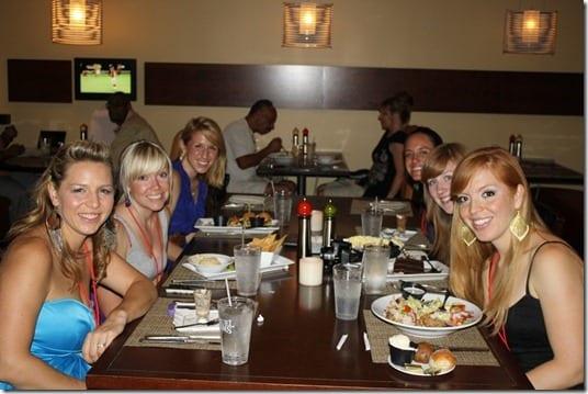 group shot at Healthy Living Summit