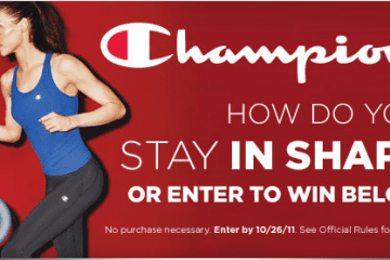 Champions Shaping Active Wear