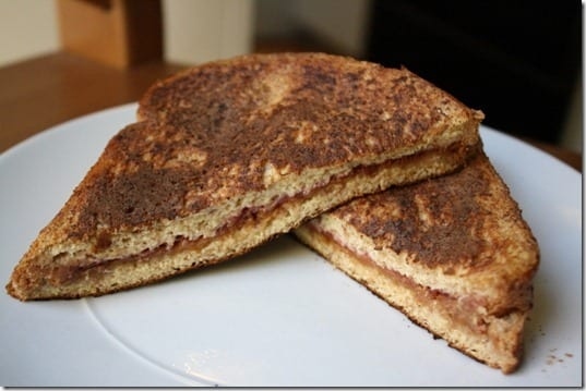 PB French Toast Recipe