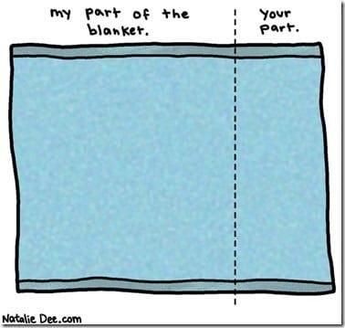 blanket share
