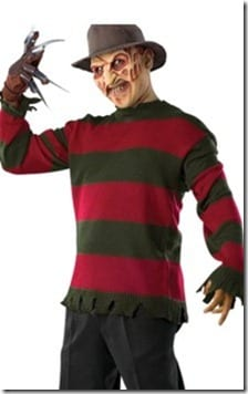 freddy krueger thumb Freddy Kreuger and Fro Yo