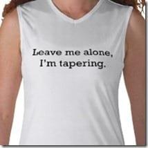 im tapering