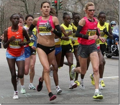 kara goucher runnning