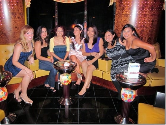 cruise bachelorette party