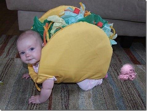 baby taco