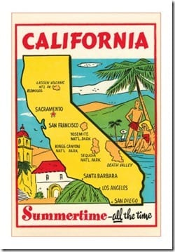 california map thumb This May be a Sign and Marathon News