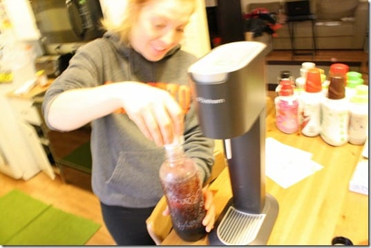 IMG 2208 800x533 thumb Easy Tortilla Soup and Soda Stream Review